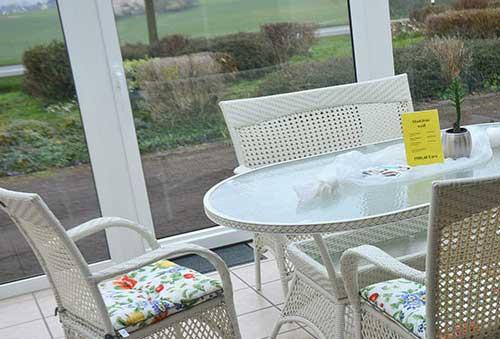 mobel wintergarten die neuesten innenarchitekturideen. Black Bedroom Furniture Sets. Home Design Ideas